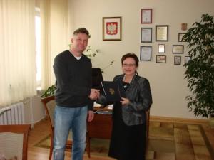 Umowa starosta i wykonawca